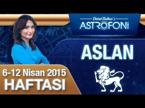 ASLAN burcu haftalık yorumu 6-12 Nisan 2015