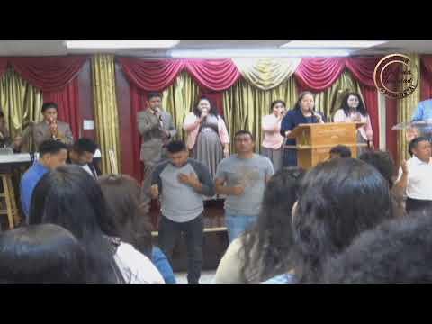 SERVICIO PENTECOSTAL IGLESIA DIVINA TRINIDAD 5-30-2020