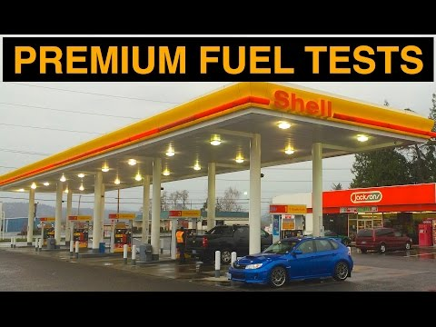 Is Premium Fuel Worth It? Premium vs Regular - 5 Vehicles Tested