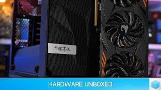 Ryzen 5 2400G, 2018 Gaming Rig Build You Can Afford! Fractal Design Meshify C Mini