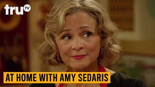 At Home with Amy Sedaris - Tissue Flower Allergy  truTV