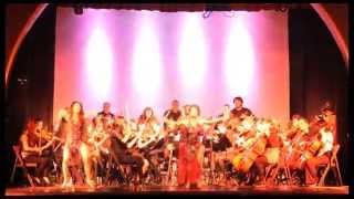 Cuerdas al Azar - Teatro Empire 21/6/2014 - Trailer