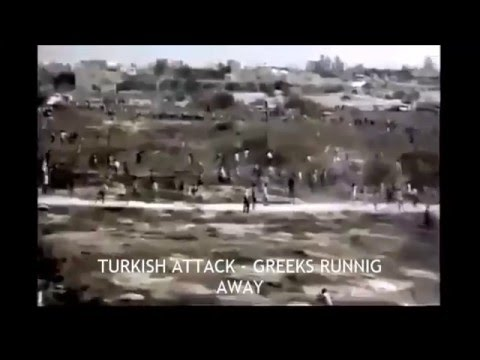 Turkish Nationalists Hunting Greek Nationalists Fight
