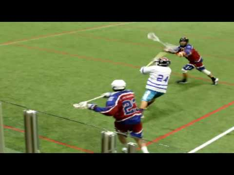 LASNAI Brooklyn vs Lax All Stars  Box Lacrosse Game