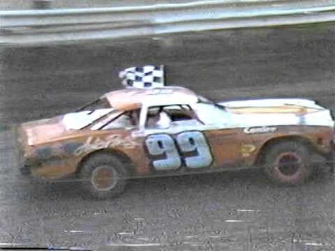 Riverside Speedway July 22 1989 part 1