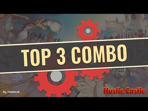 [EN] Hustle Castle Top 3 Combo