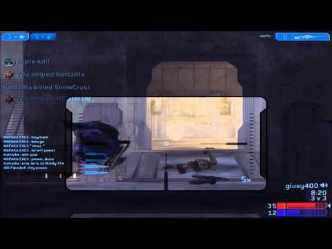 Exus - Halo 2 Vista Montage 3