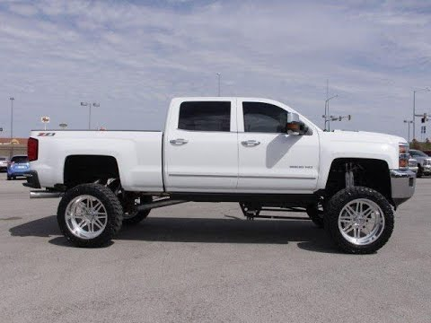 2015 chevrolet silverado 2500 ltz diesel lifted truck youtube. Black Bedroom Furniture Sets. Home Design Ideas