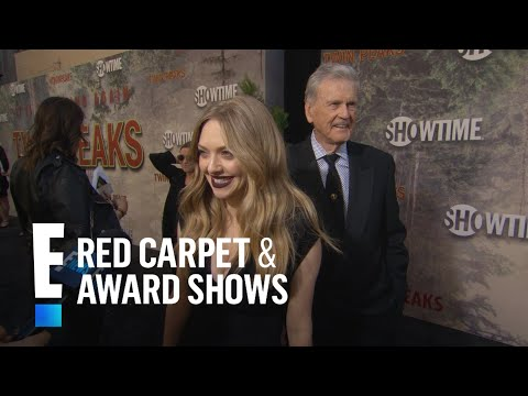 Amanda Seyfried Gushes Over Life as a New Mom | E! Live from the Red Carpet