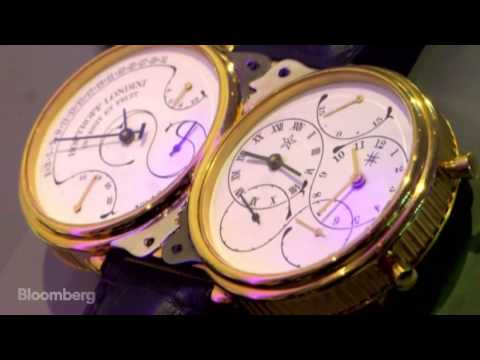 Hoptroff's Atomic Watch: It Will Keep Ticking For A Thousand Years