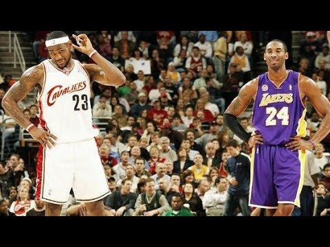 Kobe Bryant Vs LeBron James Full Highlights 12.20.2007 Los Angeles Lakers Vs Cleveland Cavaliers