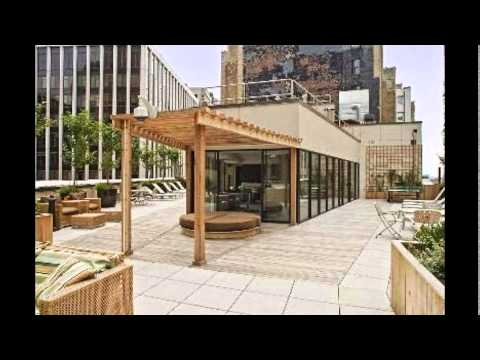 Luxury Studio Loft in Financial District Manhattan New York