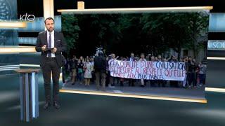 VINCENT LAMBERT | PELERINAGE MILITAIRE INTERNATIONAL | ELECTIONS EUROPEENNES