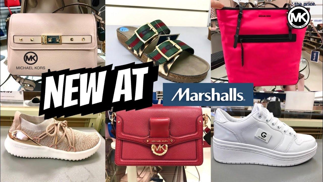 Marshalls SHOP WITH ME Designer HANDBAGS Shoes & MORE! NYE FINNS !!!  NEW FINDS !!!