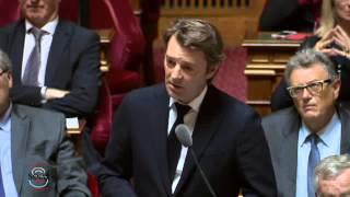 François Baroin - Policier blessé en Seine-Saint-Denis par un multirécidiviste
