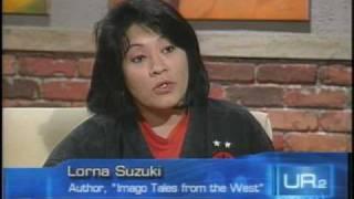 Lorna Suzuki - SHAW TV Urban Rush Interview - Imago Books