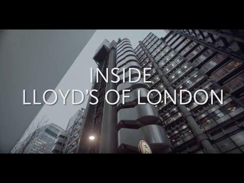 Inside Lloyd's of London