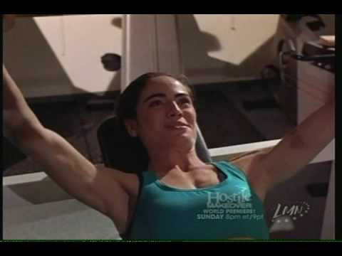 Yancy Butler Pumping Up