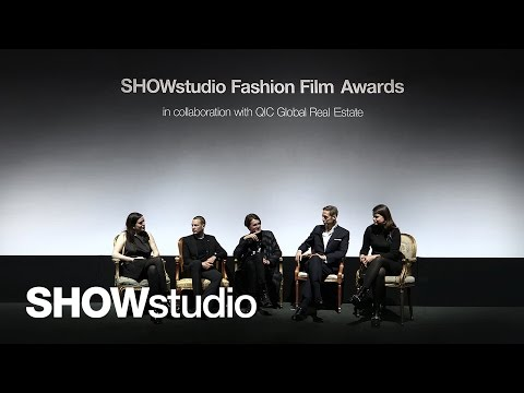 Fashion Film Award in collaboration with QIC Global Real Estate: Panel Discussion
