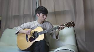 (BigBang) 꽃 길 FLOWER ROAD - Sungha Jung