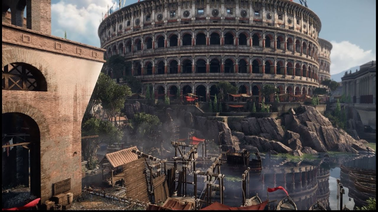 Ryse: Son of Rome Developer Flythrough: Rome