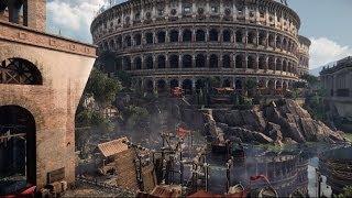 Ryse: Son of Rome Developer Flythrough: Rome