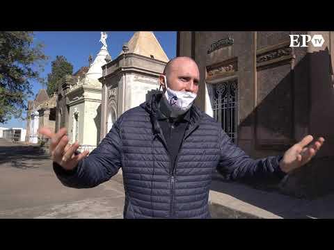 Buscan recuperar el valor histórico del cementerio de Plaza San Francisco
