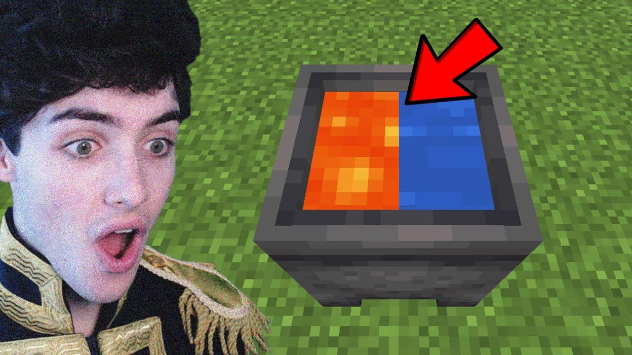 Testing ILLEGAL Minecraft Build Hacks That 100% Work...