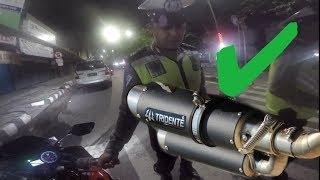 SEANDAINYA SELURUH POLISI DI INDONESIA SEPERTI INI. 👍