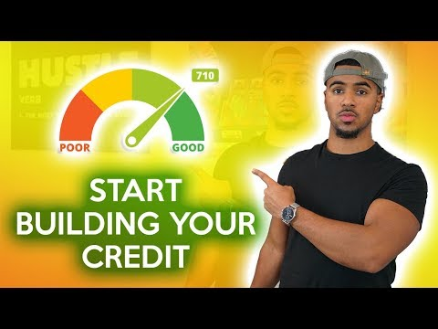 How to Build Credit with BAD Credit or NO Credit | Juan Valdez
