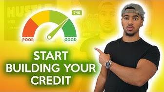How to Build Credit with BAD Credit or NO Credit | Juan Valdez