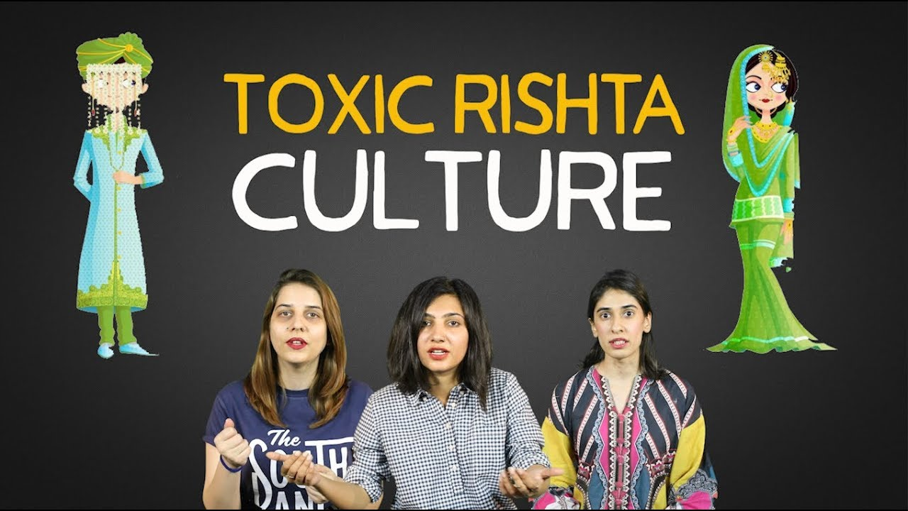 Maati TV   Toxic Rishta Culture in Pakistan