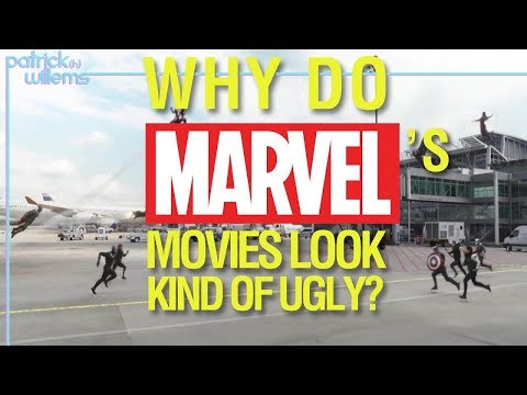 This is why Marvel films tend to look like mud