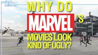 Why Do Marvel's Movies Look Kind of Ugly? (video essay) thumbnail