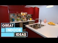 Colourful Kitchen Makeover: Part 2 | Indoor | Great Home Ideas