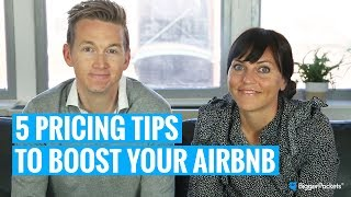 Gambar cover 5 Pricing Tips to Boost Your Airbnb