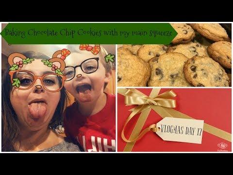Baking Grandma's Chocolate Chip Cookies **VLOGMAS DAY 17**