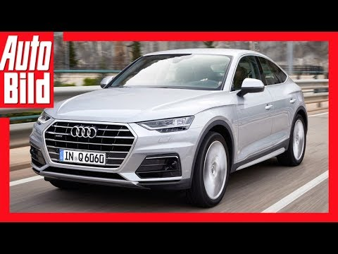 Audi Q6 (2019) - Audis Q-Reihe wächst - YouTube