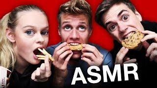 Wir versuchen ASMR 🤫😂
