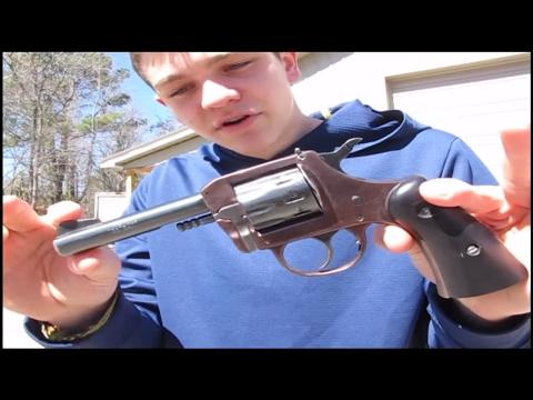 H&R Model 929 Sidekick - 9 shot revolver