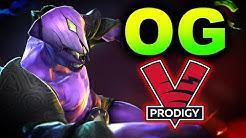 OG vs VP.Prodigy - AMAZING - ESL One Birmingham 2020 DOTA 2
