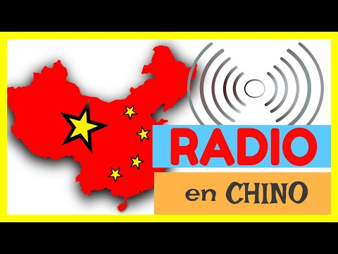 📻 RADIO en Chino Online 🎵 ❤️