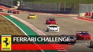 Ferrari Challenge North America - COTA 2019 Coppa Shell Race 1