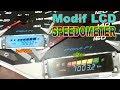 MODIF LCD Vario 150 Warna-Warni