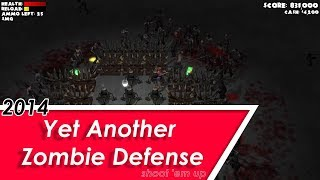 Yet Another Zombie Defense [1080p60] | One Hour