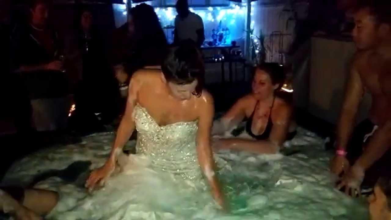 Wet Bride Dresses
