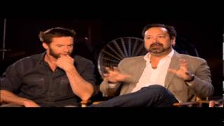 Live Chat With Hugh Jackman And James Mangold On Wolverine Set