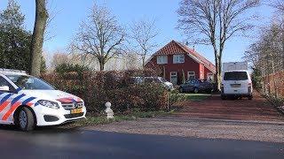 Drouwenerveen: Man (38) zwaargewond na overval door nepagenten