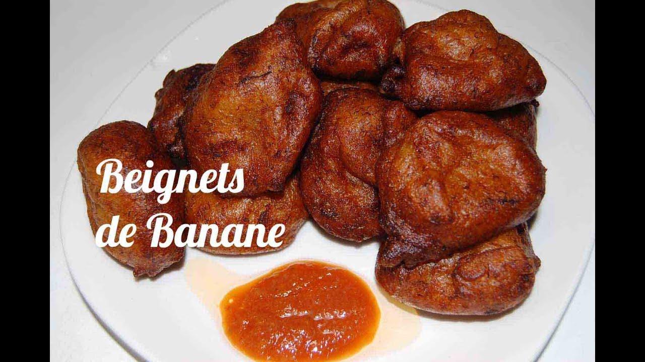 Recette des beignets de banane youtube - Recette de cuisine libanaise avec photo ...