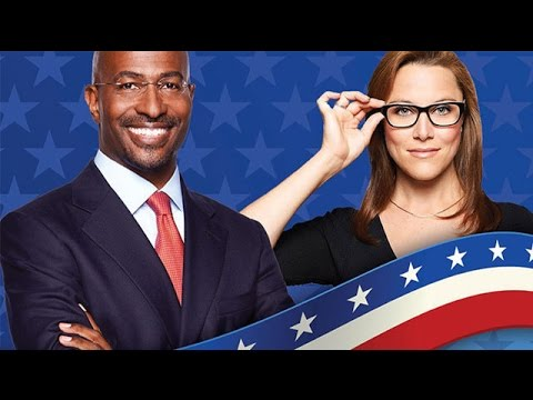 Van Jones & SE Cupp 2016 Presidential Election Debate